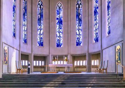Création pour Église